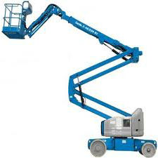 Articulated Boom Lift Chargers