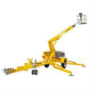 Trailer Boom Lift Chargers