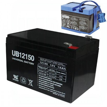 Peg Perego IAKB0501 12 Volt Battery (Replaces 12Ah Only)