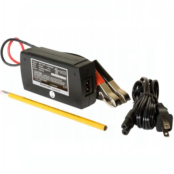 Schauer 12 Volt Battery Charger JAC0212