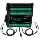 Dual Pro 6A 2 Bank Waterproof Battery Charger