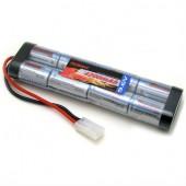 11411 - 9.6V Flat 4200mAh Airsoft Battery w/ Large Tamiya
