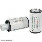 Amstron AA to C Converter - 2 Pack