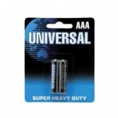 AAA Super Heavy Duty 2 Pack