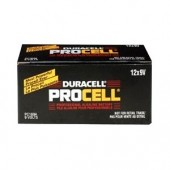 9V Duracell / Procell 12-Pack