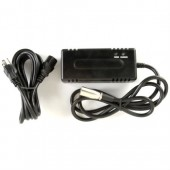 24 Volt 2 Amp Wheelchair Battery Charger w/ XLR Connector