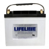 Lifeline GPL-24T - 12 Volt 80Ah Battery
