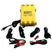 MotoBatt 2 Bank Charger