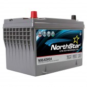 NSB-AGM34 Pure Lead Battery