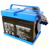 Peg Perego 12V Replacement Battery 15A Upgrade