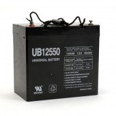 UPG UB12550-I4 (Group 22NF) 12 Volt 55Ah battery