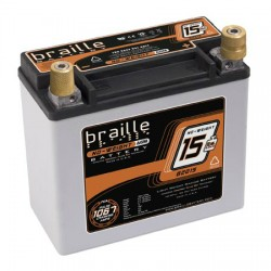 YTX20L-BS Racing Battery By Braille